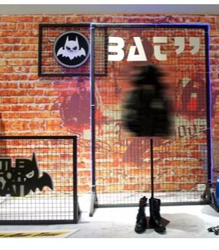 BAT跋特2018冬年装新品订货会首场直击