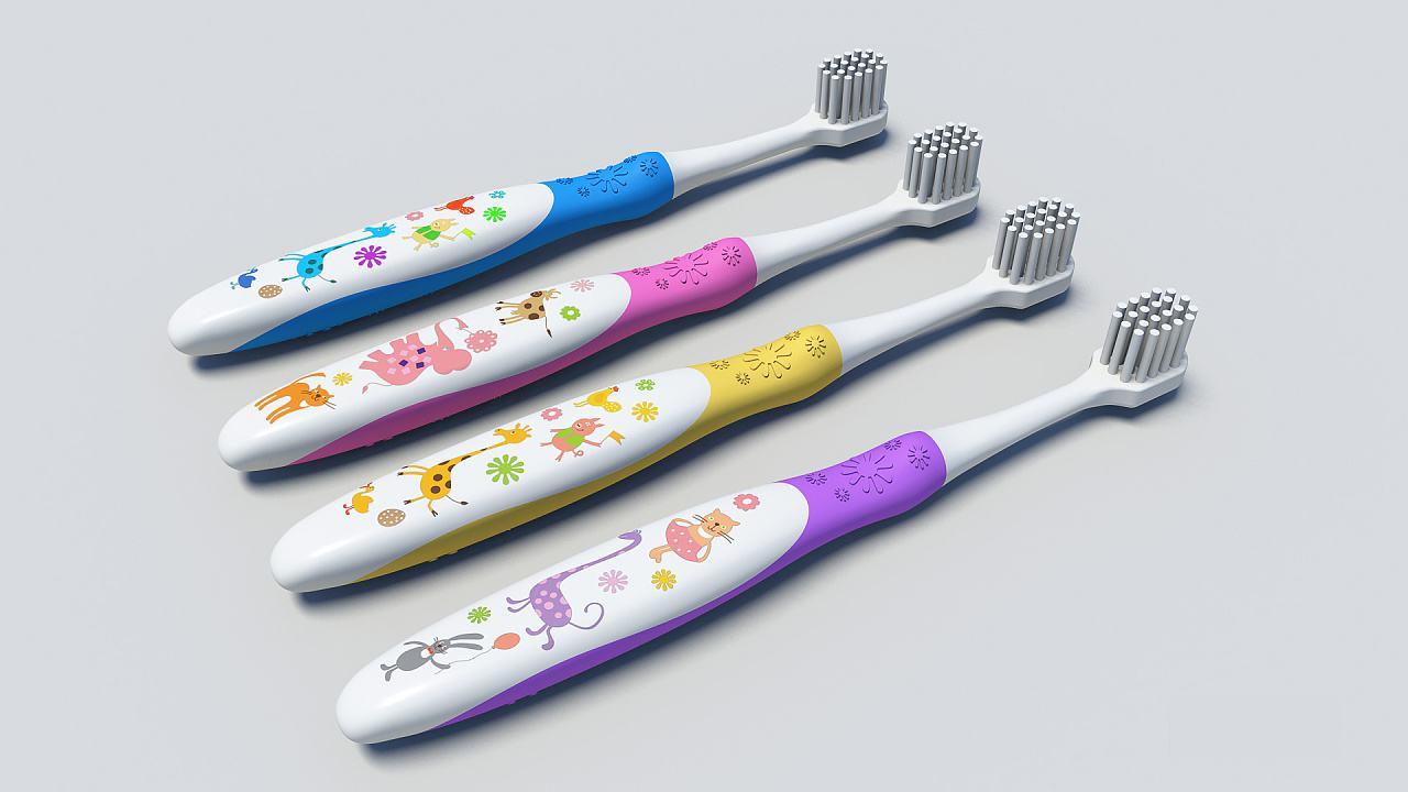 儿童牙刷怎样选?根据国家标准代号选择