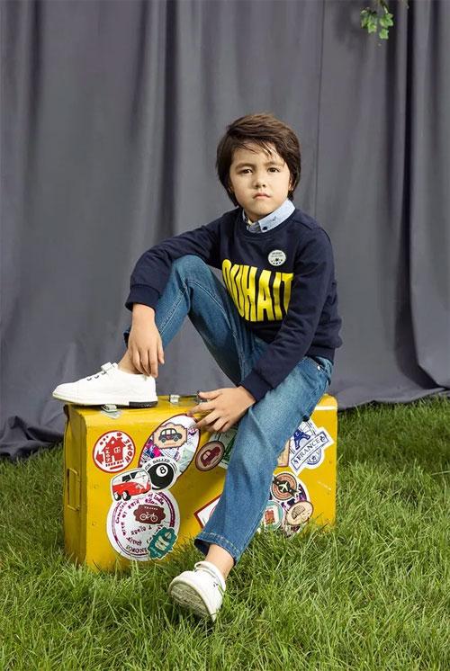 Souhait水孩儿童装 天津新世界百货品牌特卖会
