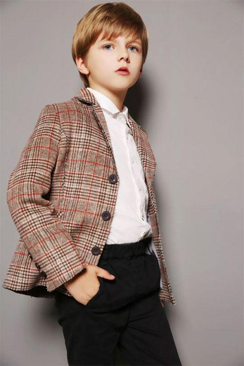 泡泡噜童装新品发布秀 2018AW杭州国际时装周
