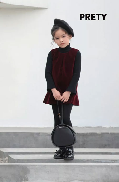 MAMAMIYA2018冬+年装新品发布会邀请函