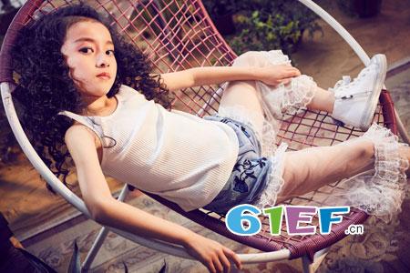 艺术与情调的表达——小资范童装品牌夏季新品!