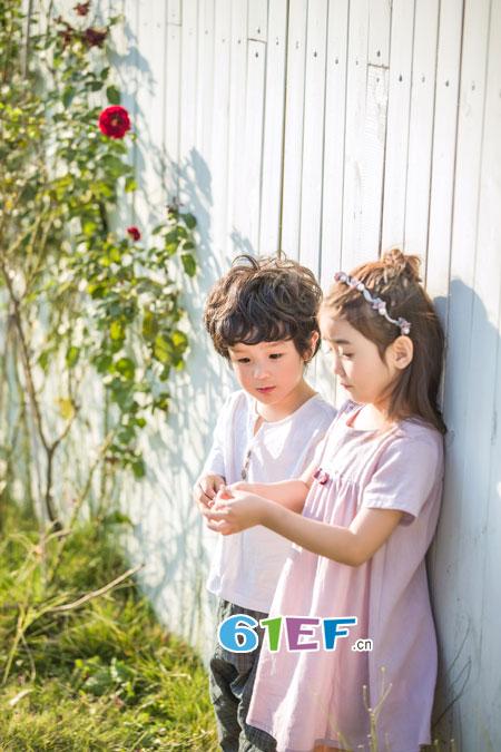 喜讯!安米莉AMILRIS增资续费签约品牌童装网!