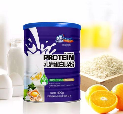 原来吃蛋白质粉有这么多好处 看完后赶紧买了两听