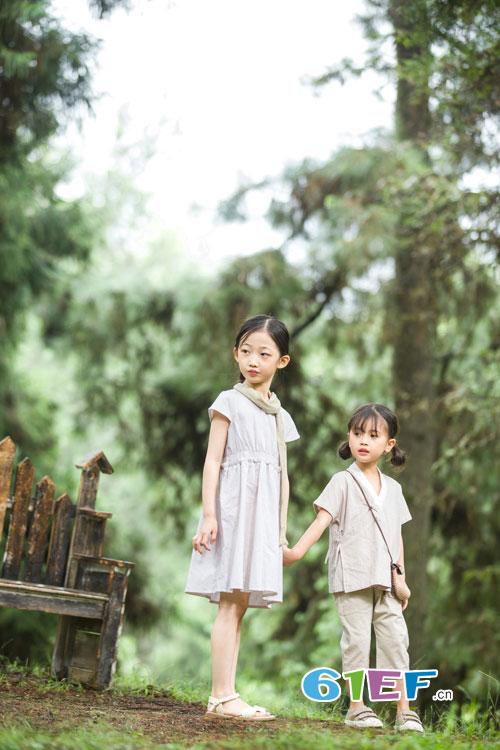 琦瑞德泽童装 带你一起去看看棉麻的世界