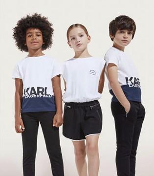 时代前端的时尚品牌 Karl lagerfeld老佛爷出品