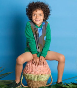 波兰童装品牌Efvva 感受绿野仙踪童话世界吧!