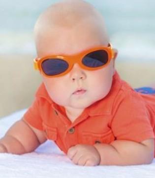 炎热夏季来临 宝宝防晒工作一定要做好