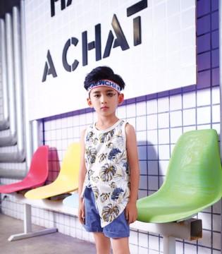 下一个奇迹:儿童背心怎么搭配比较时尚好看?