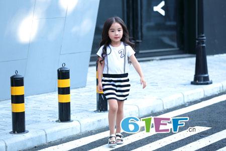 童品壹仓:一个条纹设计就能让孩子穿着不重样!