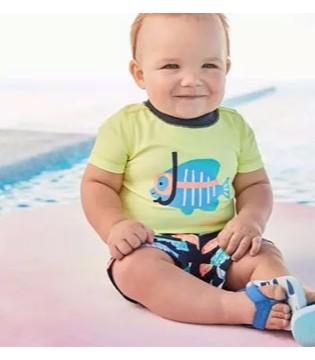 夏季游泳必备手册 带宝宝游泳不得不看