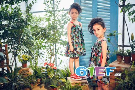 小资范时尚:如何将孩子打扮出明星一样的气质?