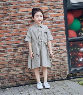 诺麦然 六一给孩子穿清新自然棉麻风服饰怎么样?