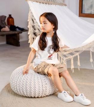 恋衣臣夏季T恤搭配 每天都应该是儿童节才对哦!