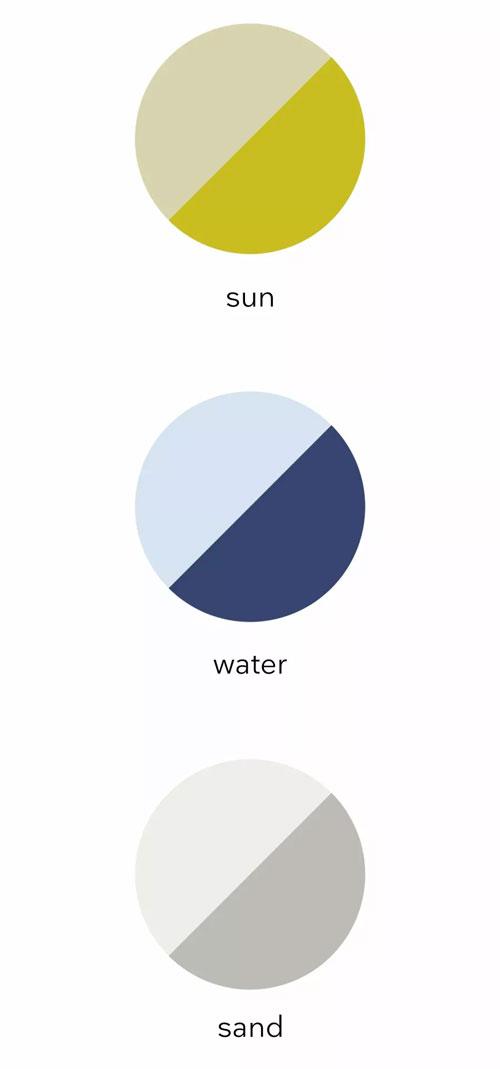 O.C.E. objects 寻找属于你的夏日色彩