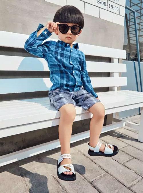 妈妈最关心:夏天孩子怎么穿才舒服