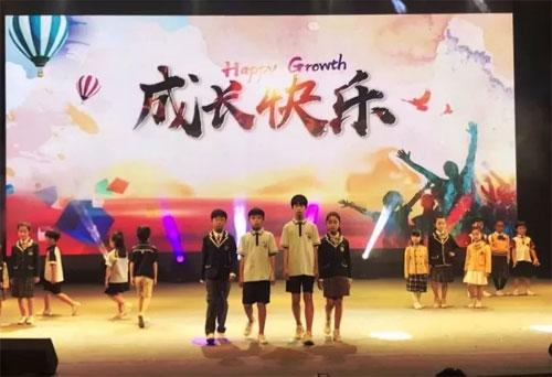 飒美特校服上江苏电视台啦 快戳进来看看吧!