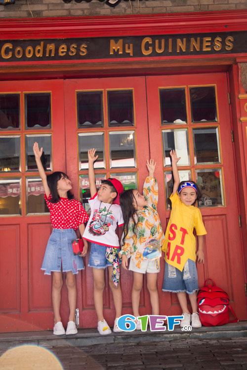 欧卡星<a href='http://www.61ef.cn/brand/list-15-0-0-0-0-1.html'  style='text-decoration:underline;'  target='_blank'>童装品牌</a> 为大哥哥大姐姐高考打气加油!