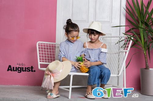 欧卡星童装品牌 为大哥哥大姐姐高考打气加油!