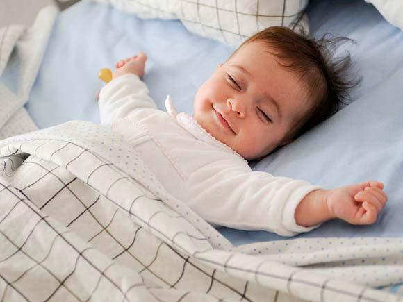 孩子睡不好愁坏家长 怎么才能让孩子睡得香