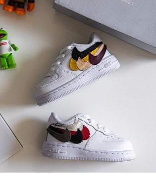 "Nike x John Geiger""Misplaced Check""童鞋发售"