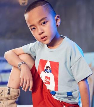 小资范童装品牌 2018淘宝热卖短袖T恤推荐!