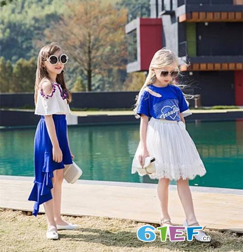 童装批发市场淘到的好品牌――Lily-BaLou莉莉日记!