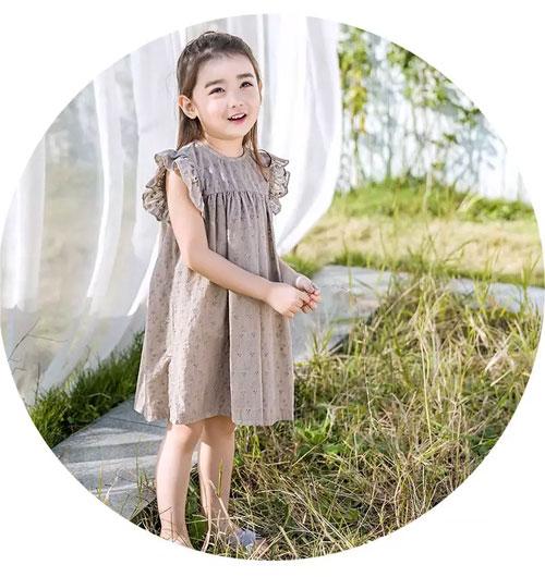 AML 穿上安米莉童装 安心一夏天