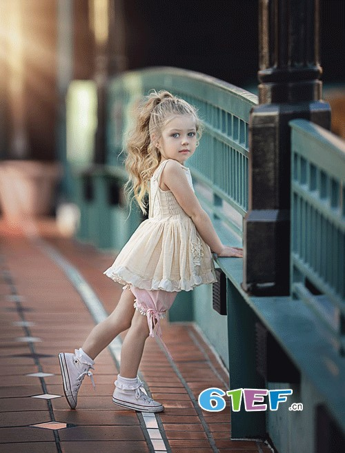 """澳大利亚童装品牌Dollcake 满身的鲜花""""裙裙""""的爱!"""