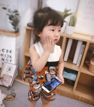 童品壹仓童装品牌 让女孩子一天一个新花样!