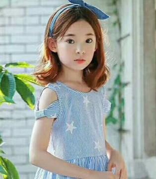 比奇童话童装 夏日连衣裙 清新来袭