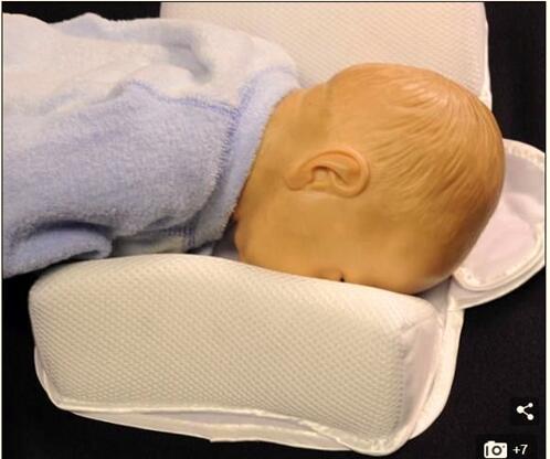 由美国FDA的最新声明想到:如何为宝宝选择合适的枕头