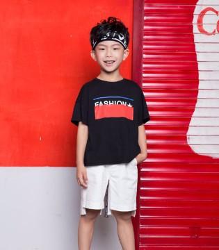 欧卡星童装澳门银河娱城官方网站2018夏季新品T恤衫搭配!