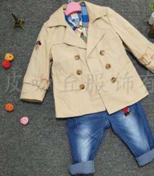 皮咖丘童装品牌:别人无我们有 别人有我们优!
