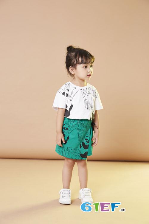 贝布熊<a href='http://www.61ef.cn/brand/list-15-0-0-0-0-1.html'  style='text-decoration:underline;'  target='_blank'>童装品牌</a>:孩子夏天穿什么颜色的衣服比较好?