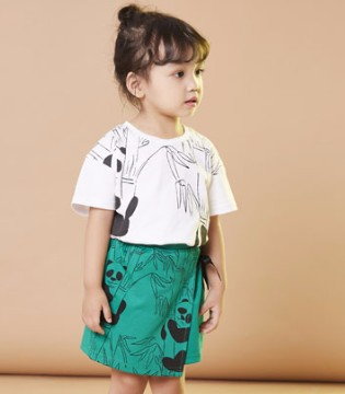 贝布熊童装品牌:孩子穿了这样的衣服 开心得不得了!