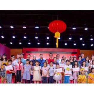 爱虎行动 圆梦北京--特步儿童与你同在!