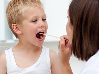 儿童扁桃体炎多常见 家长你可知它的几大诱因吗?