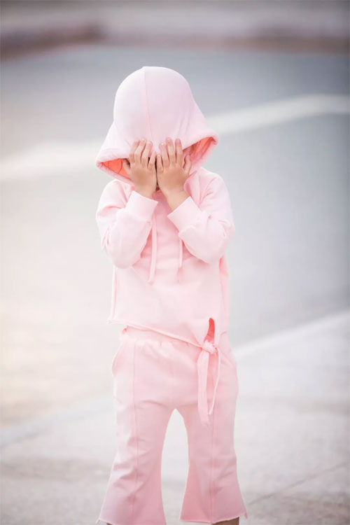 """DHAiii童装 第八十八堂课之""""涸辙之鲋"""""""