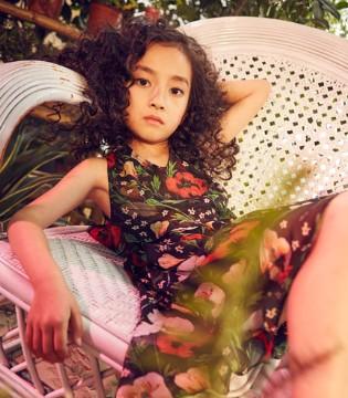 小资范童装:我把大自然留在了孩子身边!