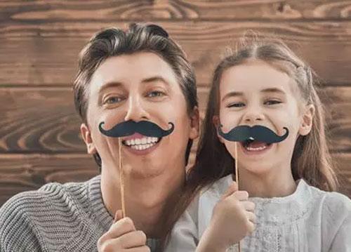 """尼辛 Best Daddy 这个父亲节 不说""""爱"""""""