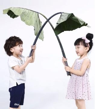 班吉鹿:就是这么的喜欢孩子 就是这么招孩子喜欢!