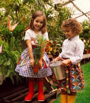 意大利童装品牌Stella Jean――盆栽日记!