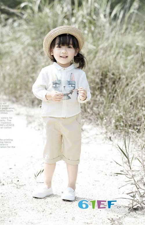 森虎儿:孩子就是一颗颗小树苗 需要呵护!