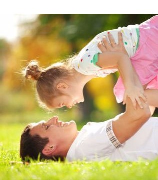 研究表明 女孩的这四个特征更容易遗传自爸爸