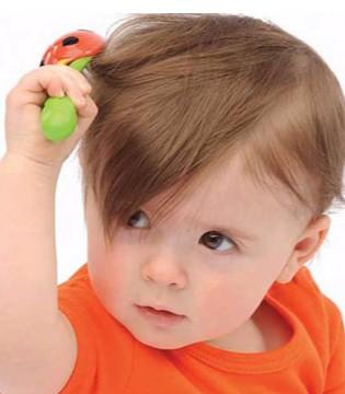 哪些方法能让宝宝头发更健康?对于宝宝的护发会有哪些误区?