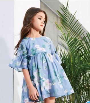 时尚小玩家 卡尔菲特童装六月造型推荐