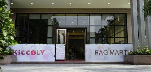 RAG MART 2019春季新品发布会暨订货会圆满成功