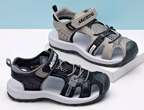 如何挑选宝宝夏季凉鞋 新手爸妈get起来