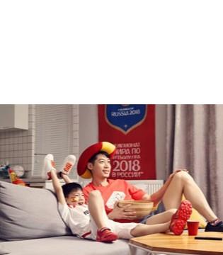 GEOX2018世界杯主题童鞋系列 为宝贝呐喊加油